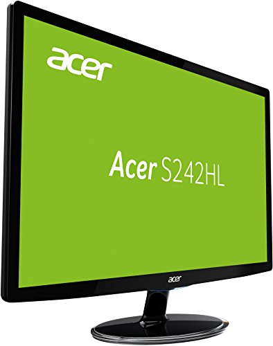 Acer S242HLCBID – 24″ – Widescreen Monitor - 2