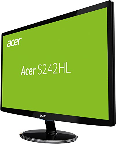 Acer S242HLCBID – 24″ – Widescreen Monitor - 3