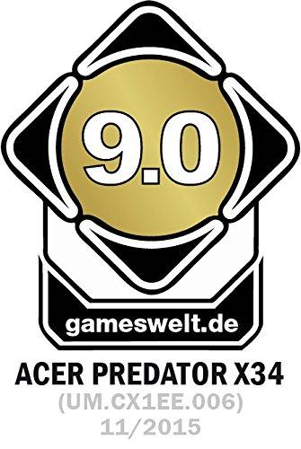 Acer Predator X34 - 14
