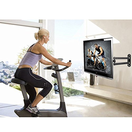 Lumsing Wandhalterung Schwenkbar + Neigbar Fernseher - 5