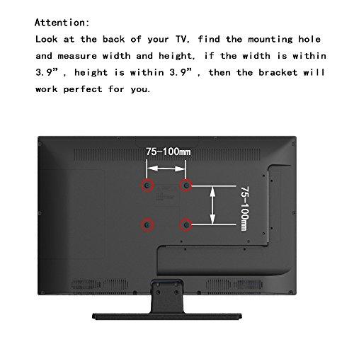 Lumsing Wandhalterung Schwenkbar + Neigbar Fernseher - 6