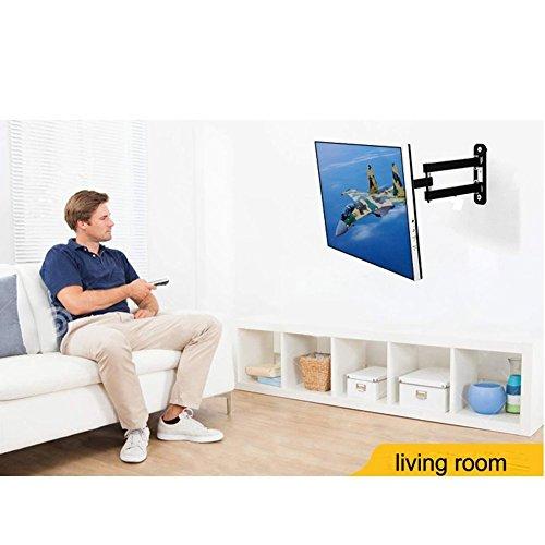 Lumsing Wandhalterung Schwenkbar + Neigbar Fernseher - 8