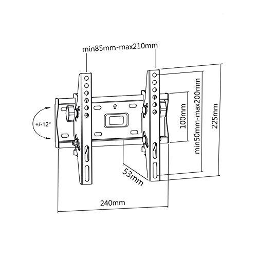 Maclean MC-667 Wandhalterung - 2