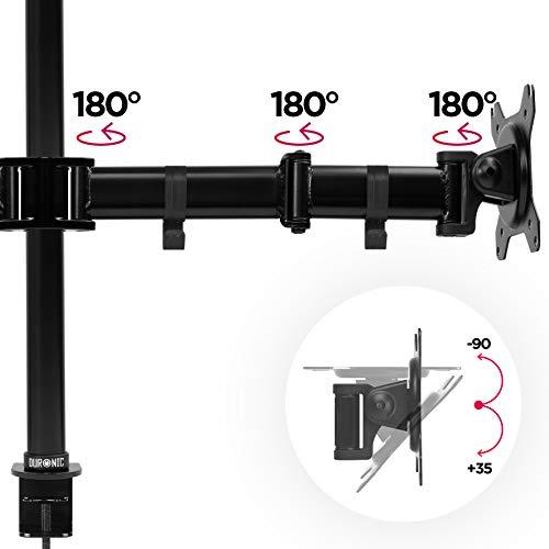 Duronic DM252 Tischhalterung für 2 Monitor - 6