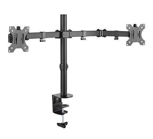 Lavolta Monitorhalterung - Tisch für 2x Monitore