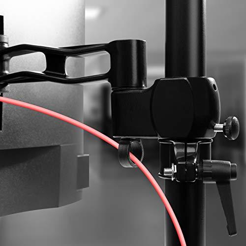 Duronic DM353 Tischhalterung für 3 Monitore - 6