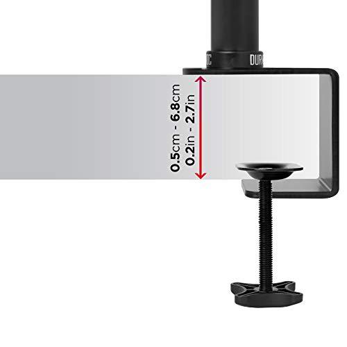 Duronic DM353 Tischhalterung für 3 Monitore - 7