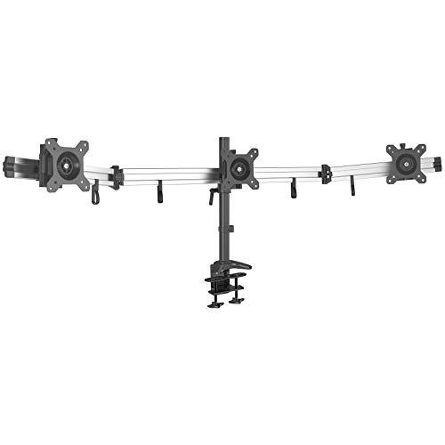 HFTEK MP230C-L2 Tischhalterung fuer 3 Monitore