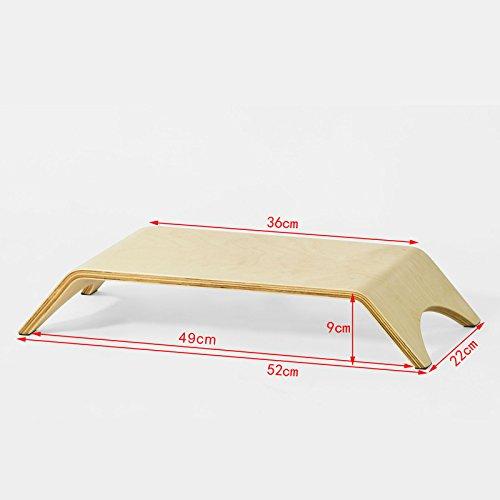 SoBuy® Design Monitorständer - 3