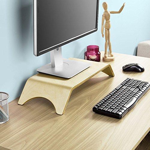 SoBuy® Design Monitorständer - 4