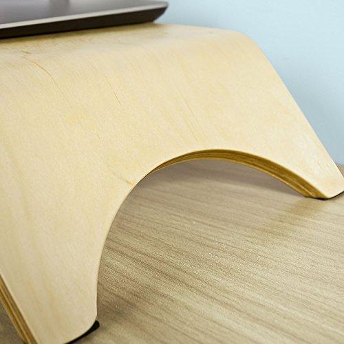 SoBuy® Design Monitorständer - 5