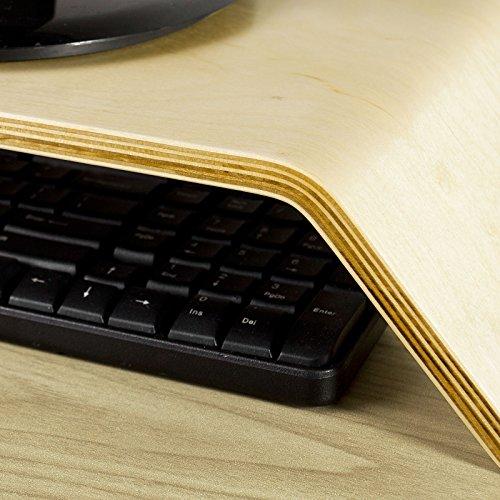 SoBuy® Design Monitorständer - 6