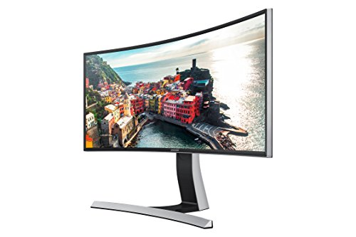 Samsung S34E790C – 34″ – Ultrawide Curved Monitor - 8