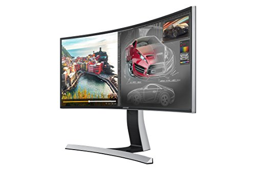 Samsung S34E790C – 34″ – Ultrawide Curved Monitor - 11