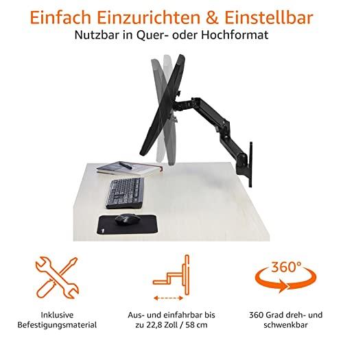 AmazonBasics Arm für LCD-Monitore, Wandhalterung - 2