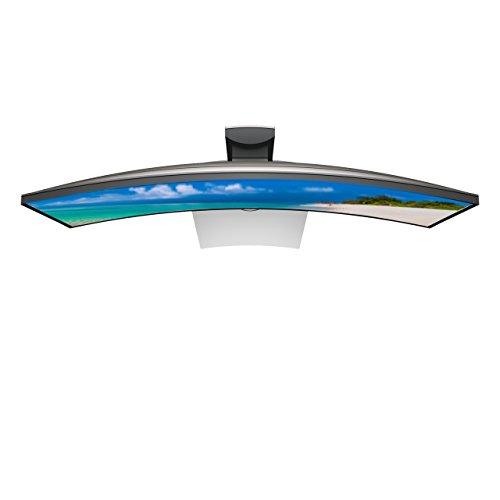 Dell U3417W – 34″ – Ultrawide Curved Monitor - 6