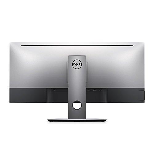 Dell U3417W – 34″ – Ultrawide Curved Monitor - 8