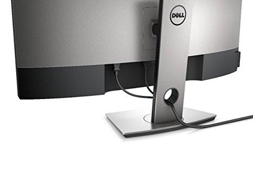 Dell U3417W – 34″ – Ultrawide Curved Monitor - 9
