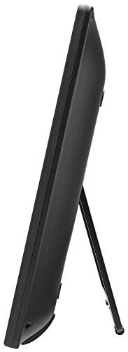 iiyama ProLite T2735MSC-B2 68,6cm (27 Zoll) AMVA+ LED-Monitor Full-HD 10 Punkt Multitouch kapazitiv (VGA, DVI, HDMI (MHL), USB3.0, Webcam, Microfon) schwarz -