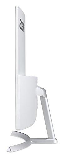 Acer EB321QUR 80 cm (31,5 Zoll WQHD) Curved Monitor (DVI, HDMI, 1 ms Reaktionszeit, 10 Bit Farbtiefe) silber/schwarz - 5