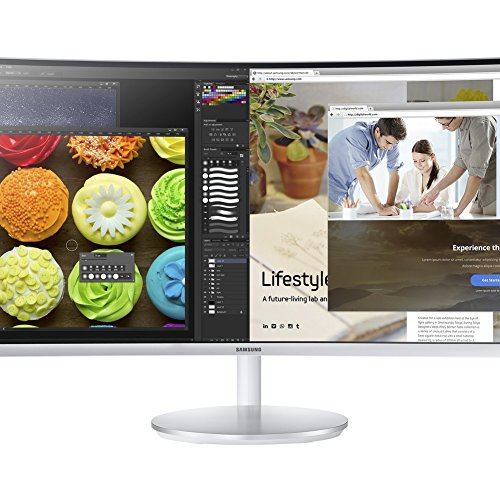 Samsung LC34F791WQUXEN 86,4 cm (34 Zoll) Monitor (LCD/TFT/Curved) - 22