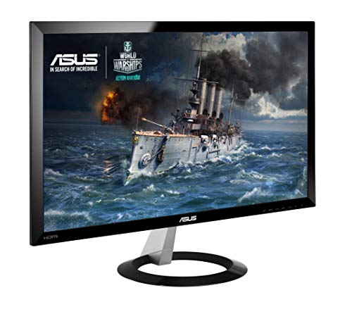 Asus VX238H – 23″ – Widescreen Monitor - 4
