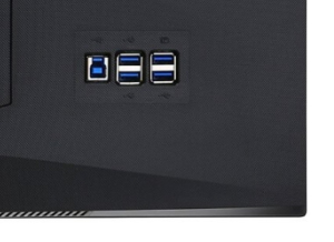 Anschlüsse des Acer Predator Z271 Curved Widescreen Monitor