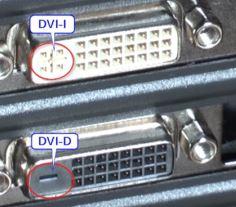 pc monitor test - dvi anschluss
